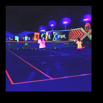 Xglosive Tennis Event